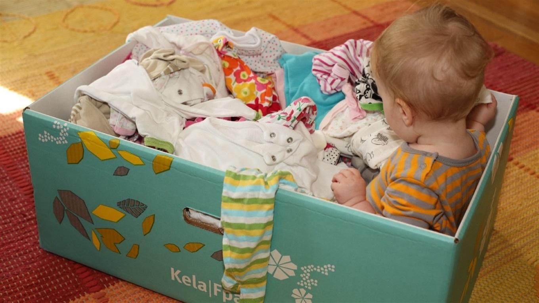 У жовтні знову з'являться «пакунки малюка»